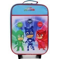 PJ MASKS Trolley Koffer Handbagage Kinderkoffer