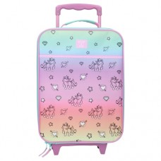 Trolley koffer Milky Kiss Rainbows & Unicorns