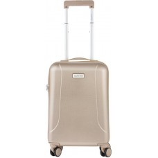 CarryOn Skyhopper Handbagage Koffer 55cm – TSA-slot – Okoban Registratie – Champagne