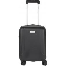 CarryOn Skyhopper Handbagage Koffer 55cm – TSA-slot – Okoban Registratie – Zwart