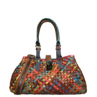 Firenze shopper Multi LEER