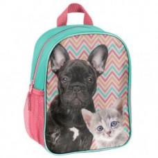 Animal Pictures -Kat en Hond