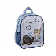 Animal Pictures - Pup en Kitten - Rugzak