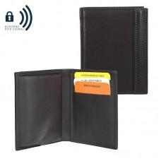67614 dR Amsterdam Creditcard-étui Bruin