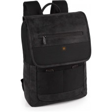 Gabol Process - Laptop rugzak 15,6 inch - zwart