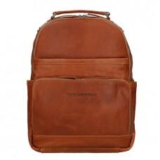 Chesterfield Brand Austin Backpack cognac