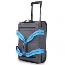 Decent Sport Line Handbagage Reistas 2 Wielen Blauw